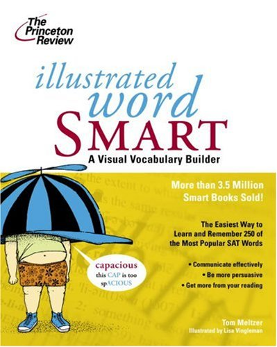 9780375751899: Illustrated Word Smart: A Visual Vocabulary Builder