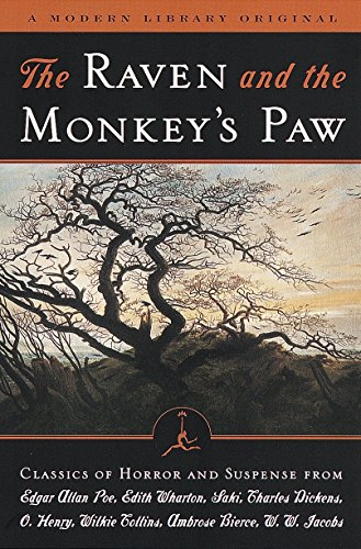 9780375752162: The Raven and the Monkey's Paw: Classics of Horror and Suspense from the Modern Library (Modern Library (Paperback))