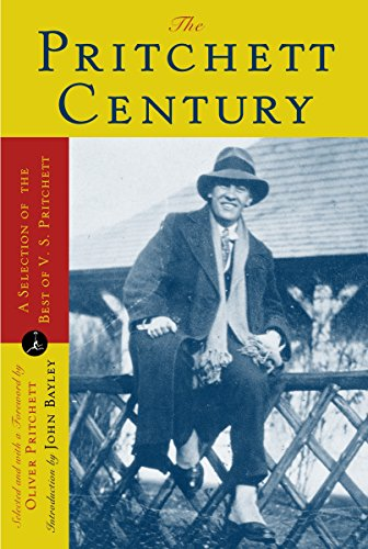 The Pritchett Century: A Selection of the Best by V. S. Pritchett (Modern Library Paperbacks)