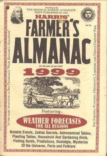 9780375752247: Old Farmer's Almanac, 1999