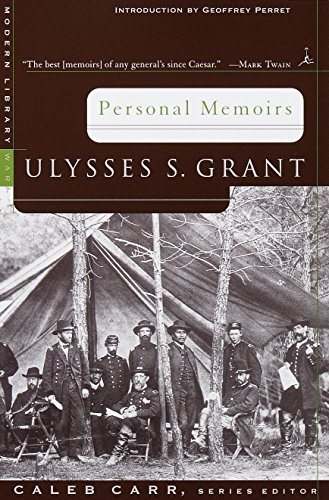 9780375752285: Personal Memoirs: Ulysses S. Grant (Modern Library War)