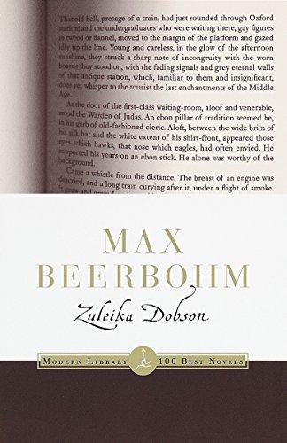 Zuleika Dobson (Modern Library Paperbacks): Max Beerbohm
