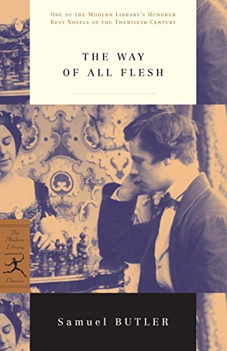9780375752490: The Way of All Flesh (Modern Library 100 Best Novels)