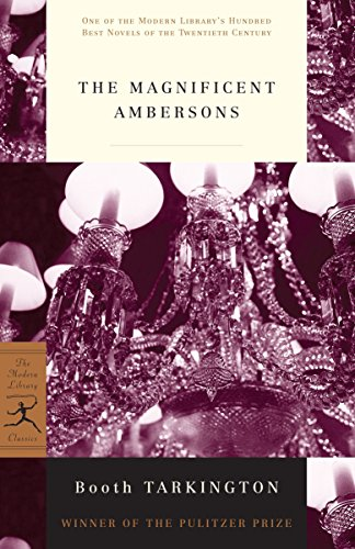 9780375752506: The Magnificent Ambersons (Modern Library 100 Best Novels)