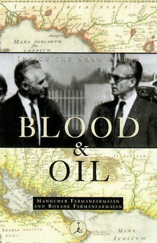 9780375753084: Blood and Oil: Inside the Shah's Iran (Modern Library)