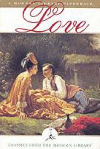 9780375753091: Love: Classics from the Modern Library