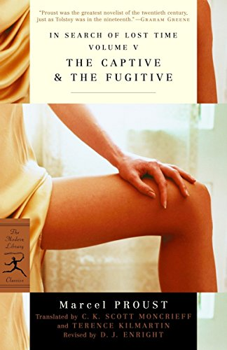 9780375753114: The Captive & The Fugitive: In Search of Lost Time, Vol. V (Modern Library Classics) (v. 5)