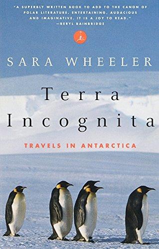 9780375753381: Terra Incognita: Travels in Antarctica (Modern Library)