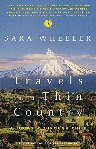 9780375753657: Travels in a Thin Country: A Journey Through Chile