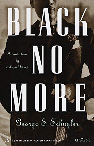 9780375753800: Black No More : A Novel (Modern Library Paperbacks)