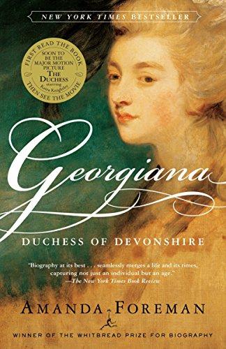 Georgiana: Duchess of Devonshire: Foreman, Amanda