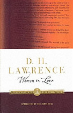 9780375754883: Women in Love (Modern Library)