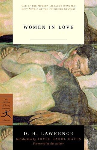 9780375754883: Women in Love (Modern Library 100 Best Novels)