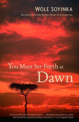 9780375755149: You Must Set Forth at Dawn: A Memoir