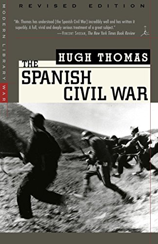 9780375755156: The Spanish Civil War: Revised Edition (Modern Library Paperbacks)