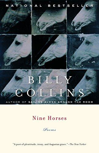 Nine Horses: Poems: Collins, Billy
