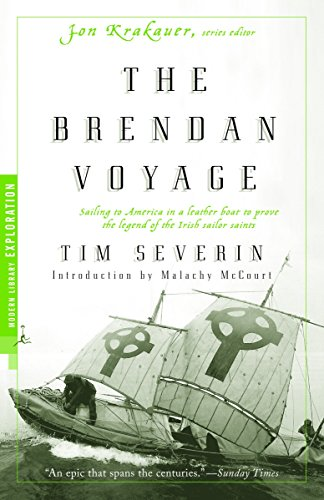 9780375755248: The Brendan Voyage: Sailing to America in a Leather Boat to Prove the Legend of the Irish Sailor Saints (Modern Library Exploration)