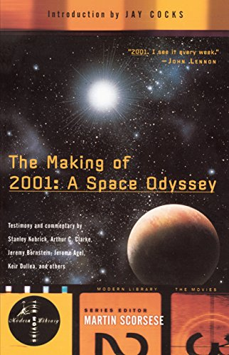 9780375755286: The Making of 2001: A Space Odyssey (Modern Library Movies)