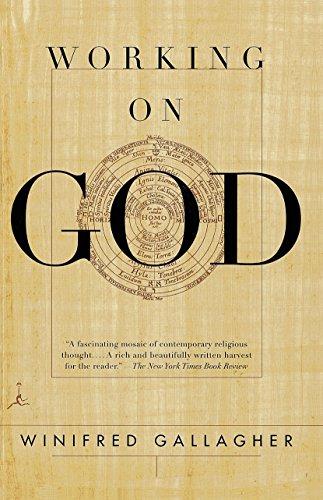 9780375755378: Working on God (Modern Library Paperbacks)