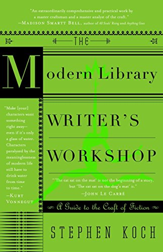 The Modern Library Writer's Workshop : A: Stephen Koch