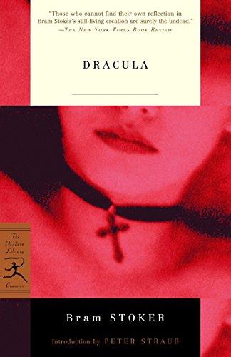 Dracula (Modern Library Classics): Bram Stoker