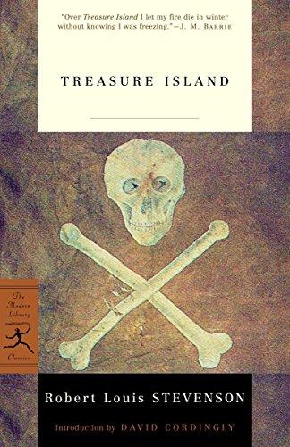 Treasure Island (Modern Library Classics): Robert Louis Stevenson