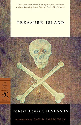 9780375756825: Treasure Island (Modern Library Classics)