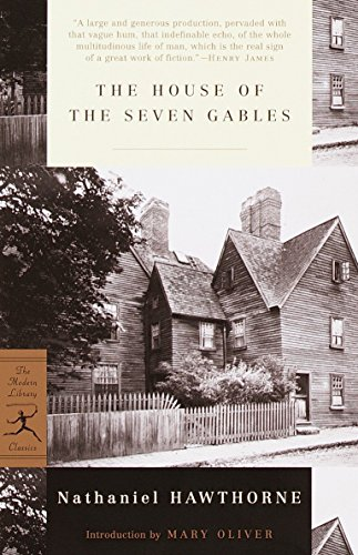9780375756870: The House of the Seven Gables (Modern Library)