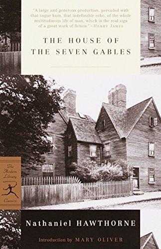 9780375756870: The Mod Lib House Of Seven Gables (Modern Library)