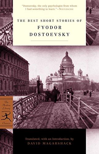 9780375756887: The Best Short Stories of Fyodor Dostoevsky (Modern Library)