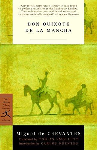 9780375756993: Don Quixote (Modern Library Classics)