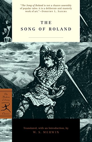 The Song of Roland: Merwin, W. S.