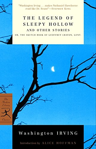 9780375757211: The Legend of Sleepy Hollow and Other Stories: Or, The Sketch Book of Geoffrey Crayon, Gent. (Modern Library Classics)