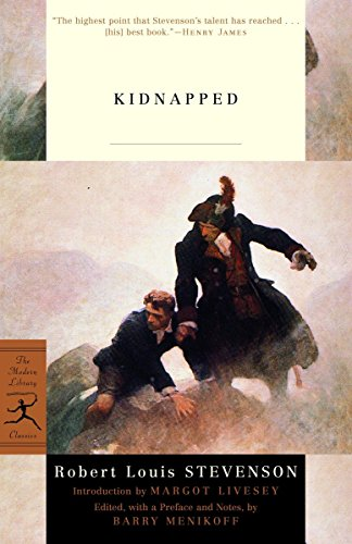 9780375757259: Kidnapped: or, The Lad with the Silver Button (Modern Library Classics)