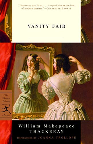 9780375757266: Vanity Fair: A Novel without a Hero (Modern Library Classics)