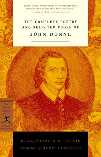 9780375757341: The Complete Poetry and Selected Prose of John Donne (Modern Library Classics)