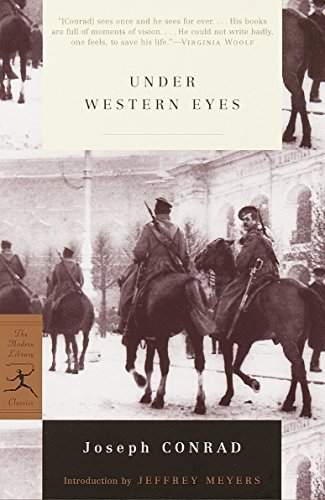 9780375757358: Under Western Eyes (Modern Library Classics)