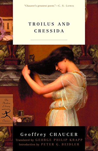 9780375757365: Troilus and Cressida (Modern Library Classics)