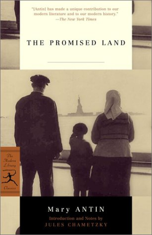 9780375757396: The Promised Land (Modern Library Classics)