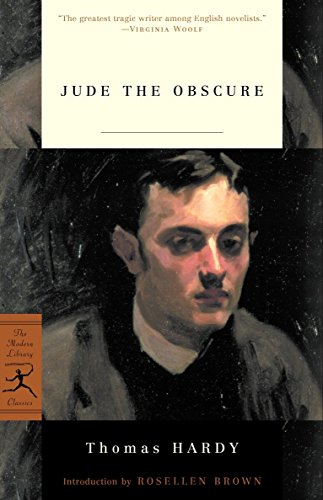 9780375757419: Jude the Obscure (Modern Library Classics)