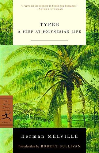 9780375757457: Typee: A Peep at Polynesian Life (Modern Library Classics)