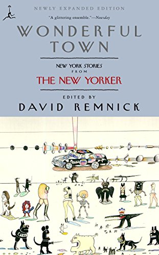 9780375757525: Wonderful Town: New York Stories from the New Yorker (Living Language Series)