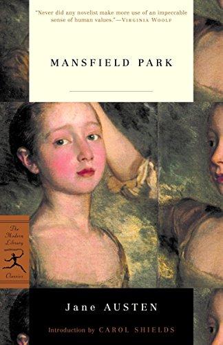 9780375757815: Mansfield Park (Modern Library Classics)