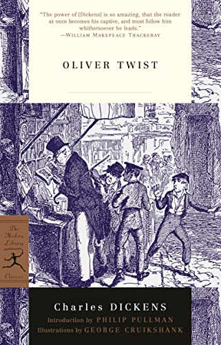 Oliver Twist (Modern Library Classics): Charles Dickens