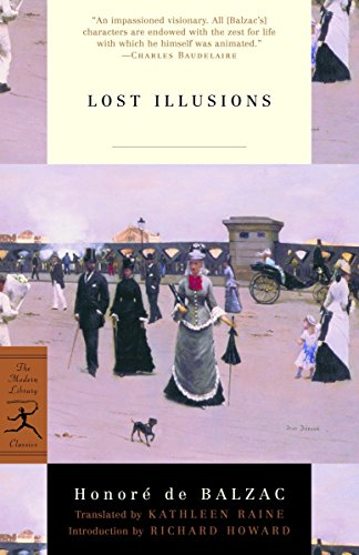 9780375757907: Lost Illusions (Modern Library Classics)