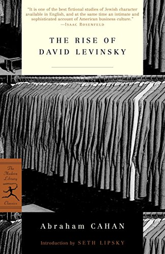 9780375757983: The Rise of David Levinsky (Modern Library)