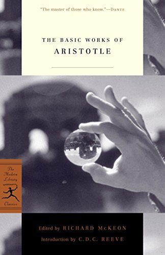 The Basic Works of Aristotle (Modern Library: Aristotle