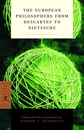 9780375758041: The European Philosophers from Descartes to Nietzsche (Modern Library Classics)