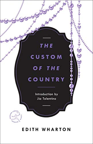 9780375758072: The Custom of the Country (Modern Library Classics)