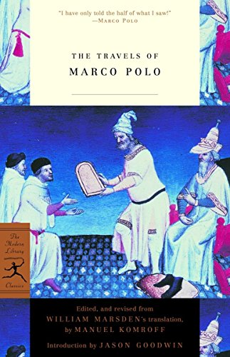 9780375758188: The Travels of Marco Polo (Modern Library Classics)